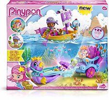 Pinypon des Sirènes et Bouteille Pirate
