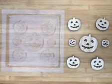 Pumpkins chocolate mould Halloween