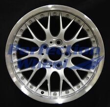 "17"" BMW 530i 2001 2002 2003 Factory OEM Rim Wheel 59353 Silver Full Set"