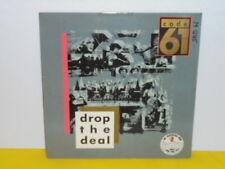"MAXI SINGLE 12"" - CODE 61 - DROP THE DEAL"