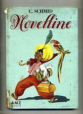 C.Schmid # NOVELLINE # AMZ Editrice 1959 1A ED.
