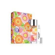 NIB Clinique Happy Blooms Set in Bloom 1.7 fl oz Perfume Spray & Rollerball