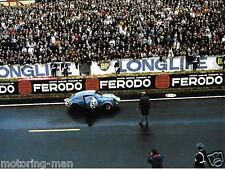 MARCOS MINI MARCOS GT 1966 LE MANS 24 HOURS CLAUDE BALLOT LENA JEAN LOUIS MARNAT