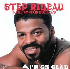 New: Step Rideau & the Zy: I'm So Glad  Audio Cassette