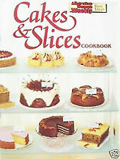 Womens Weekly CAKES & SLICES Step By Step ~RARE~ FAMILY/KIDS Original-Best