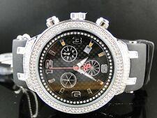 New Mens Joe Rodeo Jojo Master Edition 242 Real Diamond Watch 2.2 Ct Jjm92