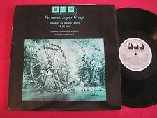 RARE NM CLASSICAL LP - FERNANDO LOPES-GRACA - GYULA NEMETH - DA NOVA - PORTUGAL