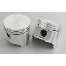 DISH TOP PISTONS /& MOLY RINGS 1963-1968 Ford Car 289 4.7L OHV V8 2BBL