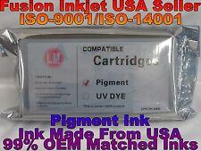 Compatible Epson Stylus Pro 4900 Vivid Light Magenta Pigment ink 200 T653600  dd