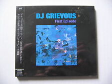 CD DIGIPACK DJ GRIEVOUS - FIRST EPISODE  / neuf & scellé
