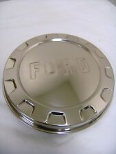 1961 - 1966 Ford Pickup Truck Stainless Wheel Hubcap SET OF FIVE Hub Caps