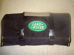 LAND ROVER LOGO/Series l-ll/Defender TOOL ROLL