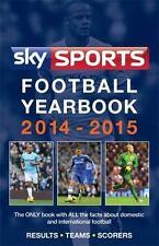 Sky Sports Football Yearbook 2014-2015 (Sky Sports Football Yearbook (Hardback)