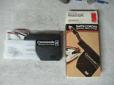 SMITH CORONA TYPEWRITER RIBBON CARTRIDGE CORONAMATIC RED bio rhythm machine C72