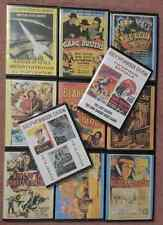 ANY 6 CLASSIC CLIFFHANGER SERIALS for £20
