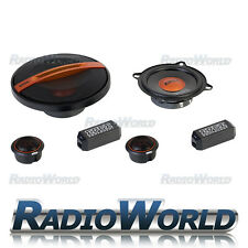 "EDGE EDST216C 6.5"" 2-Way Component Car Speakers 140 Watts Pair"