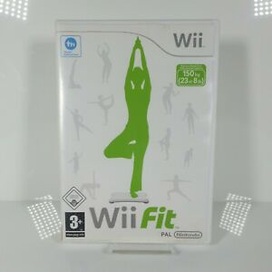 Wii Fit  Nintendo Wii  Game UK PAL free delivery