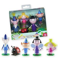 3Ben & Holly'S Little Kingdom Collectable 5 Figures Pack holly & Friends