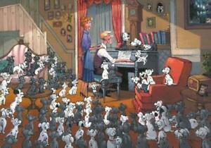 """""""Family Gathering"""" by Rodel Gonzalez inspired by 101 Dalmatians"""