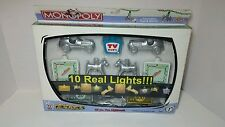 Monopoly Party Lights NIB Brain Wave Fun Collectable Game Night Decor