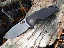 Viper Knives Kyomi Knife  Flipper Folder Titanium Italian Voxnaes Carbon Fiber