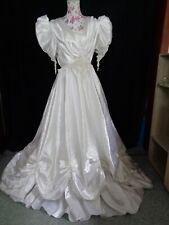 (97)Edles Damen Braut Standesamt Abend Kleid GR: 36