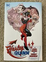Harley Quinn by Kesel and Dodson, Deluxe Edition Vol 1 HC Hardcover