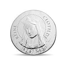 EUR, France, Monnaie de Paris, 10 Euro, Reine Clotilde, 2016, FDC, Argent #99641
