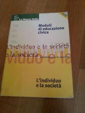 Marchese-Mancini-Greco-Ubal-Moduli di Educazione Civica-L'individuo e la Società