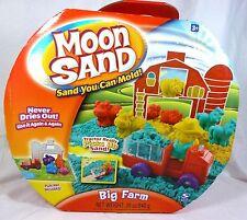 Moon Sand - Big Farm - NIB, Ages 3+