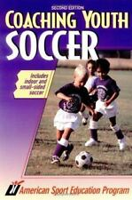 Coaching Youth Soccer-ExLibrary