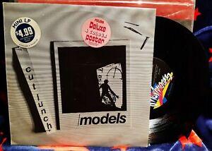 "The Models - ""Cut Lunch"" - original AUS 10inch MINI LP"