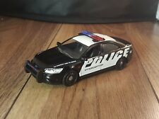 2012 FORD TAURUS  POLICE CAR CONCEPT - 1/43 MOTOR MAX