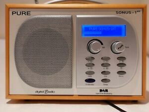DAB Radio PURE Evoke-1XT & extention Speaker XT-1