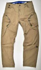 G-STAR RAW W32 L36 Rovic 3D Airforce Relaxed, Stretch Cargohose Loose