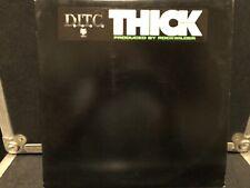 "D.I.T.C. 12"" Thick Remix * VG++ Promo"