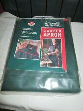 New GARDEN APRON by Wilkinson Sword - Water Resistant, Hard Wearing Fabric