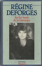REGINE DEFORGES SUR LES BORDS DE LA GARTEMPE