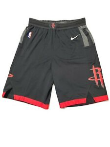 Nike Houston Rockets Aeroswift Player Issue Game Shorts Size 40 XL (866640-010)
