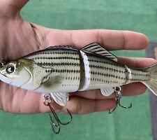 Blade Tungsten Weight Swimbait Hook Bass Perch Pike Zander Tungsten