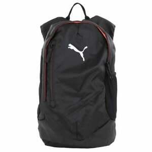 Puma Final Pro Backpack Mens      - Black