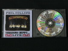 Phil Collins. Serious Hits...Live! Compact Disc. 1990. Made In Germany
