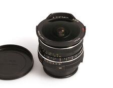 Carl Zeiss F-Distagon 2,8/16 mm HFT Fisheye mit Rollei QBM Bajonett