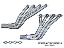 "C10 LS Truck Longtube Headers 1 3/4"" (Conversion Swap) LS1, LS2, LS3, LS6"