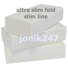 2400 Pc SLIME LINE OR Ultraslim interfold Interleave paper hand towel CHEAP