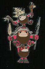 Moana Booster Collection Kakamora Coconut Disney Pin 127307