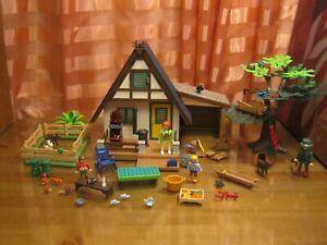 Playmobil Jägerhaus 4207
