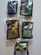 2006 McDonalds Happy MealDisney Pixar Cars Lot 5 Toys NEW
