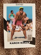 -1991 Karch Kiraly KILLER LOOP Volleyball sports card in NEW CONDITION