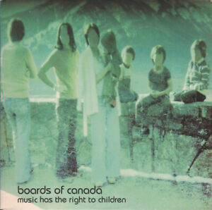 Boards Of Canada Music Has The Right To Children 2x Vinyl LP Record gatefold!!!